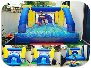 cheap bouncy castles