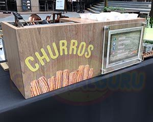 Churros Live Station