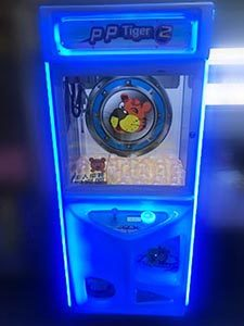LED toy catcher