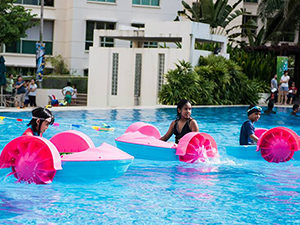 water inflatable rental