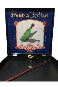 carnival game stall