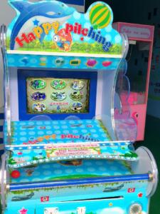 Interactive Ball Arcade Game