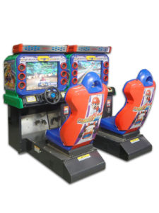Arcade Mario Kart